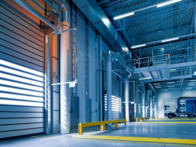 Using Warehouses In Logistics